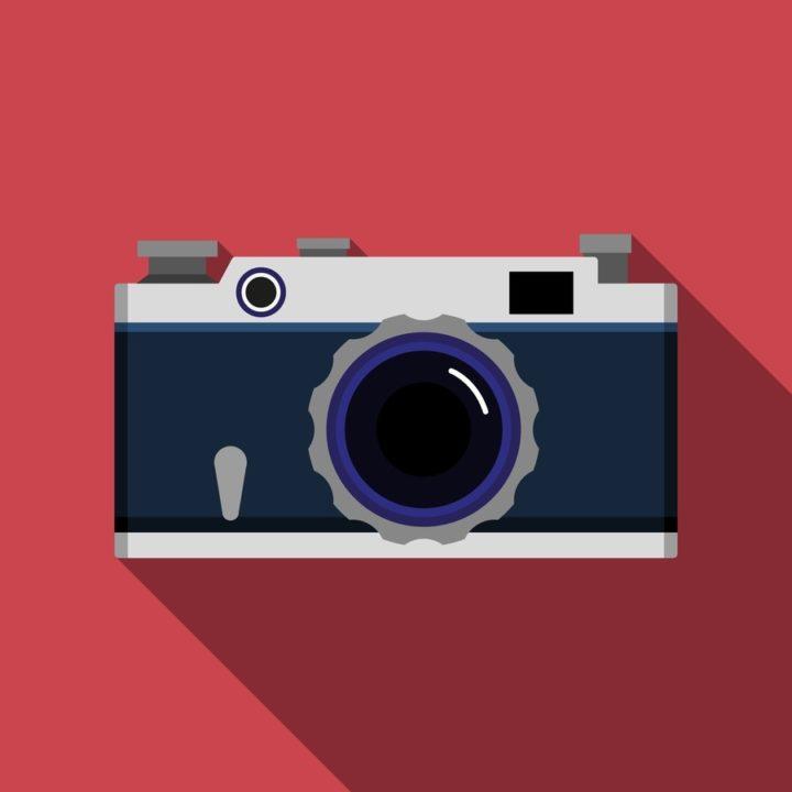 Иллюстрация фотокамеры