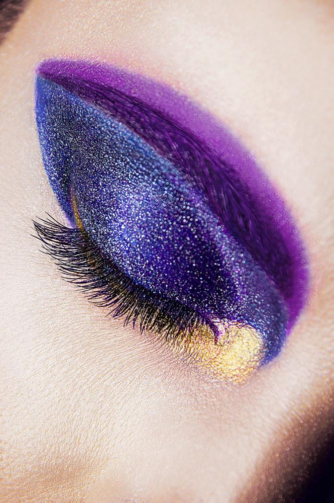 Бьюти ретушь макияжа на заказ пример