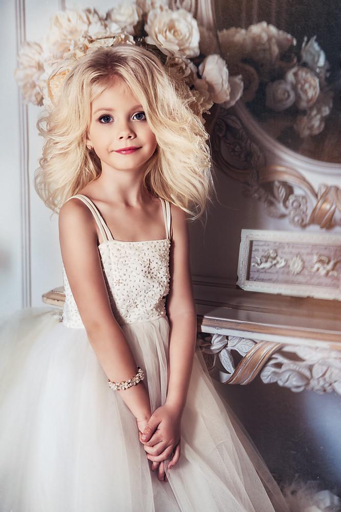 Художественная ретушь детского фото на заказ