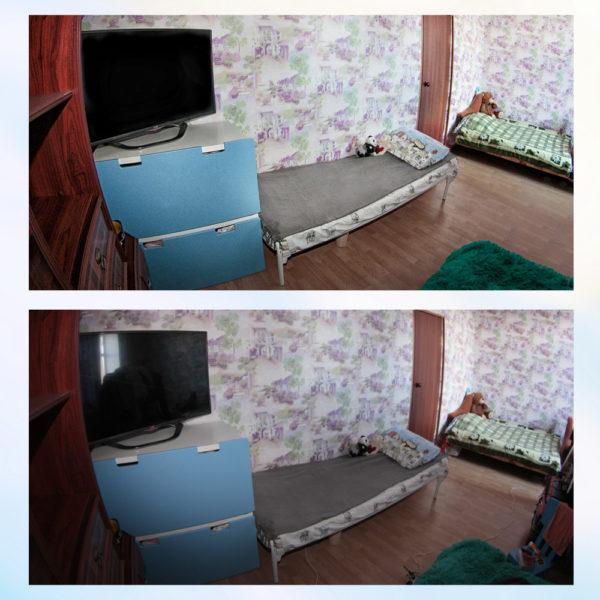 Заказать ретушь фото квартиры, архитектуры, пейзажа с примерами до и после, цена