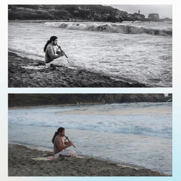 Заказать черно-белую обработку фото с примерами до и после, цена