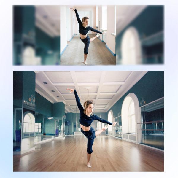 Фотомонтаж, коллаж онлайн с примерами до и после
